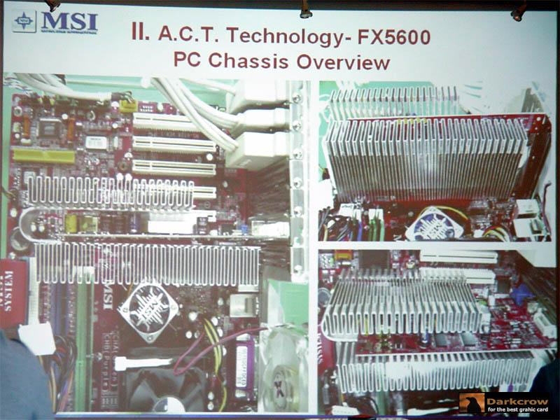 Passiv-Kühlung mit A.C.T.