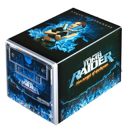 Shuttle XPC Tomb Raider Angel of Darkness Edition