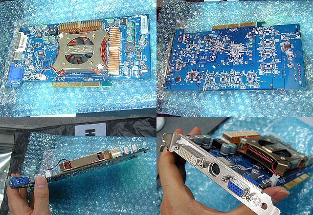ASUS V9950/128M GeForce FX5900SE