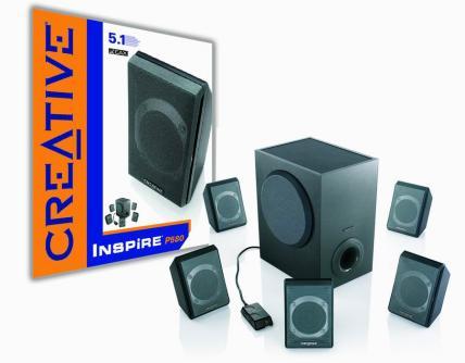 Creative Inspire P580