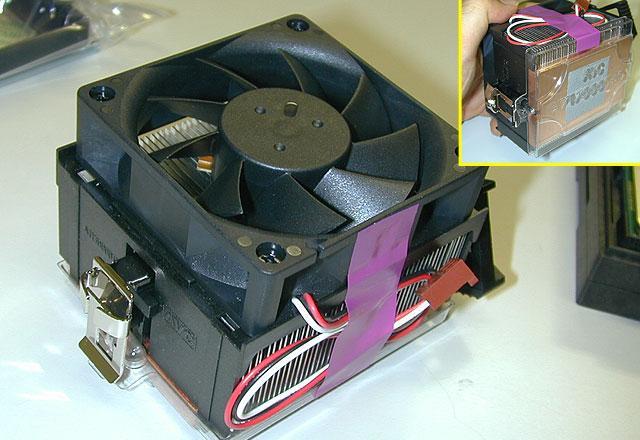 Athlon 64 3200+ Kühler