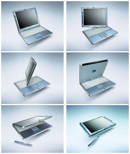 Fujitsu-Siemens Lifebook T