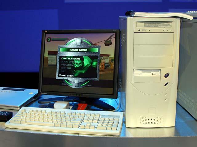 PC mit Pentium 4 Extreme Edition
