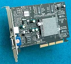 Falsche GeForce4 MX440 mit SiS Xabre Grafikchip