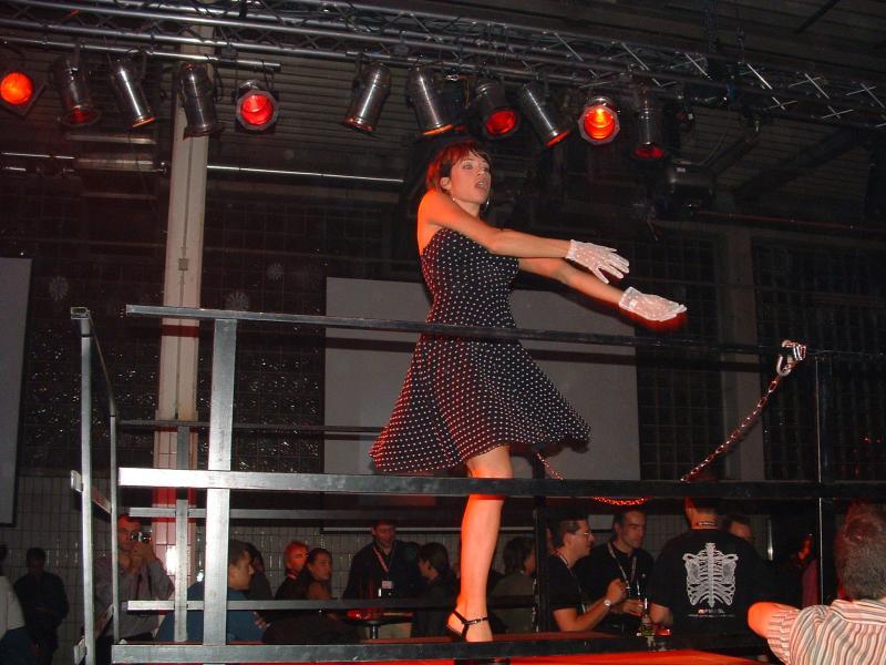Tänzerin (mehr Bilder morgen :-)