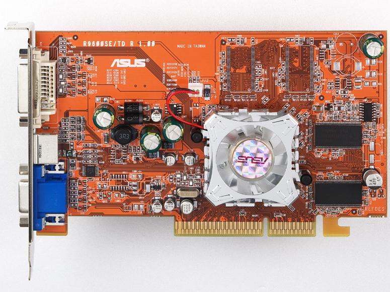 ASUS Radeon 9600 SE