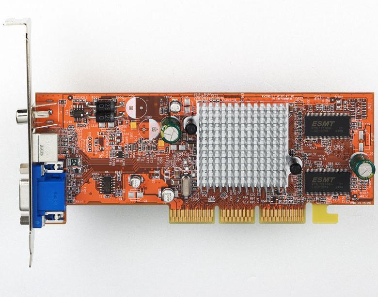ASUS Radeon 9200 SE