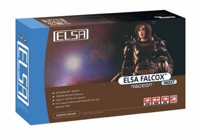 Elsa Radeon 9600 XT