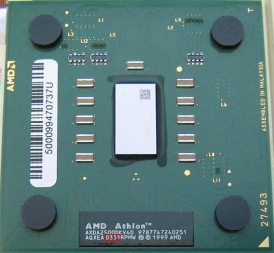 AMD Athlon XP 2500+ ungelockt (KW31)