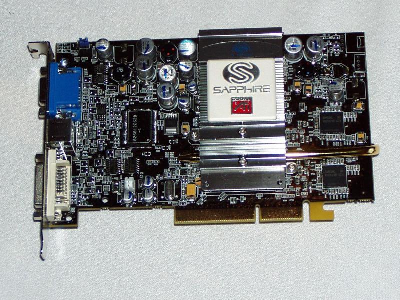 Sapphire Radeon 9600XT Ultimate Edition