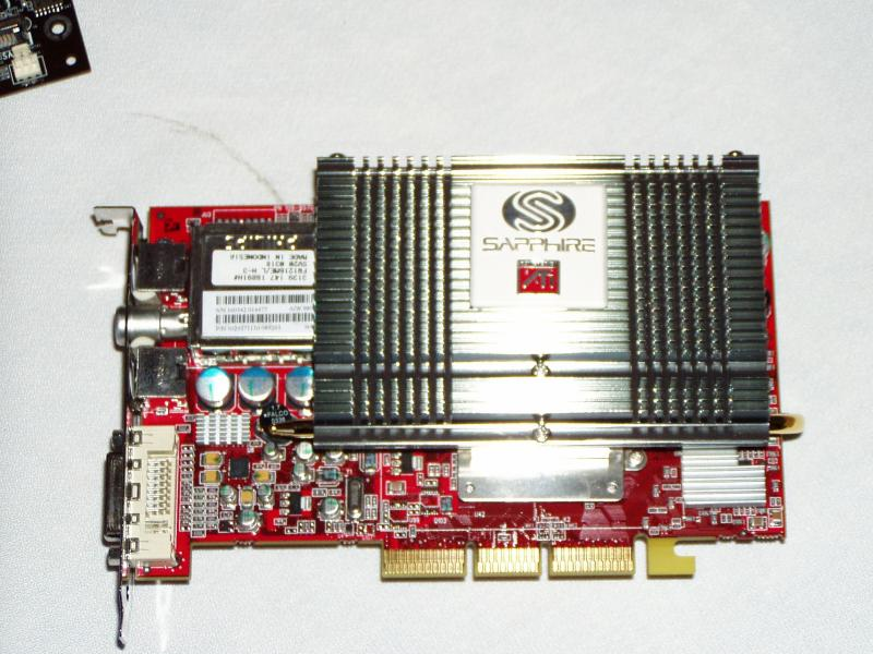 Sapphire Ultimate All-In-Wonder 9800 Pro Edition