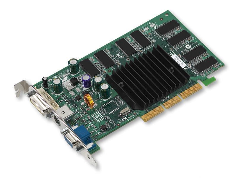 GeForce4 MX4000 Grafikkarte