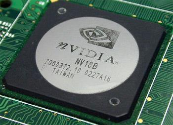 GeForce4 MX4000 Grafikchip - NV18B