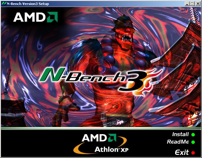 AMD N-Bench 3.0 Setup