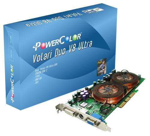 PowerColor Volari Duo V8 Ultra