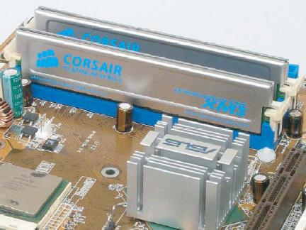 Corsair XMS Platinum Onboard