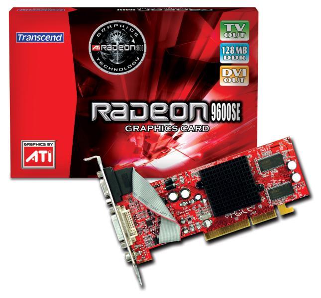 Transcend Radeon 9600SE
