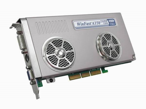Leadtek WinFast A350 TDH Ultra MyVIVO GeForce FX5900 Ultra
