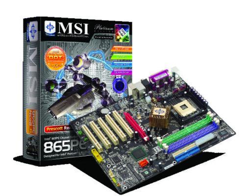 MSI 865PE Neo2-PFS