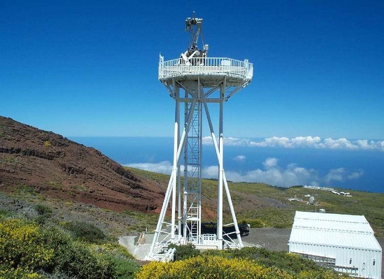 Sternwarte La Palma