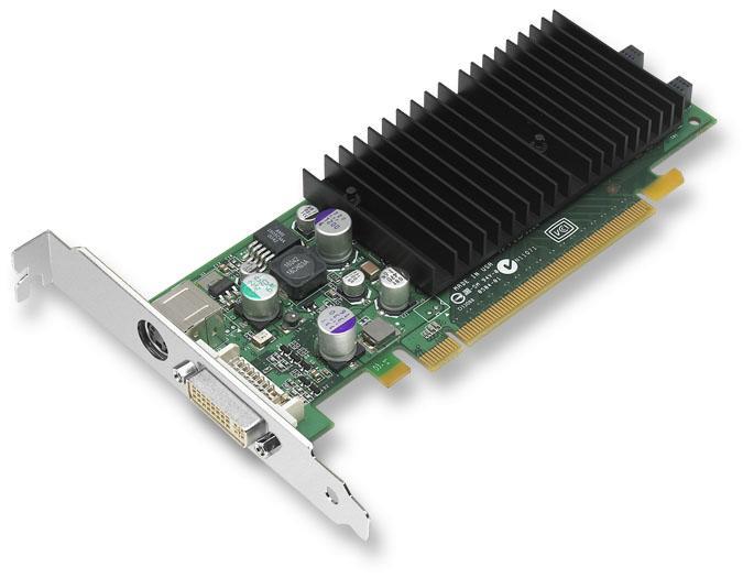 nVidia PCI Express Grafikkarte