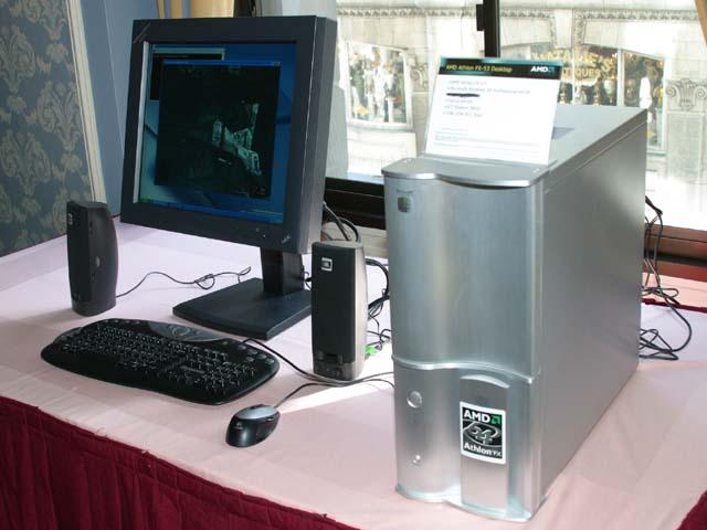 AMD Athlon 64 FX-53 System