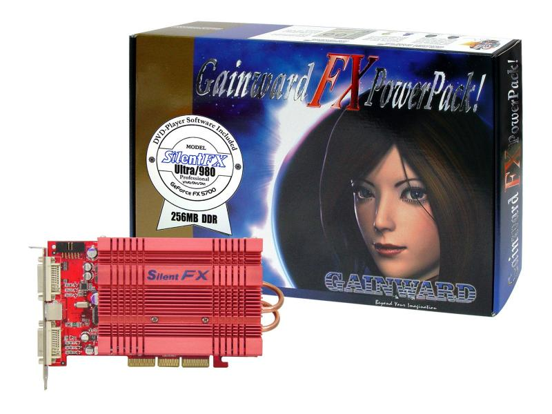 Gainward SilentFX PowerPack! Ultra/980 XP Professional