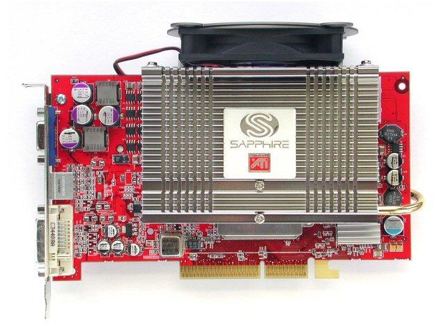 Sapphire Radeon 9800XT Ultimate Edition