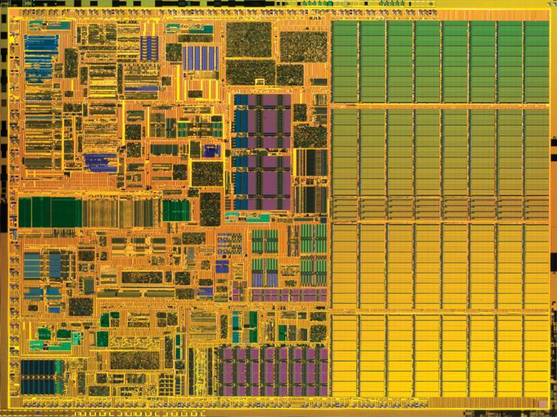 Nach drei Redesigns wird der Banias als Desktopprozessor verkauft
