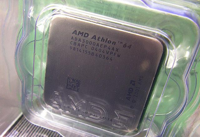 Athlon 64 3000+ mit Stepping CG