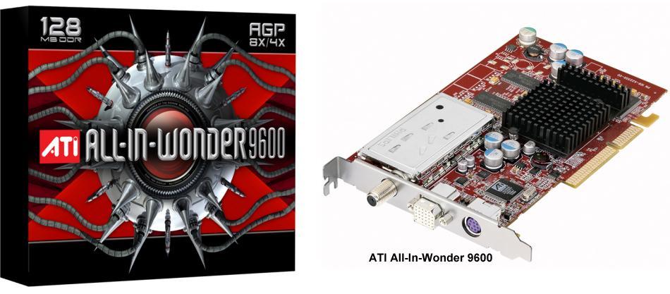 ATI All-In-Wonder 9600