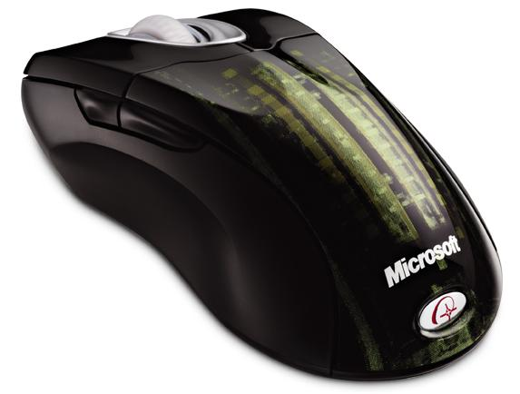 Microsoft Wireless IntelliMouse Explorer Night Vision