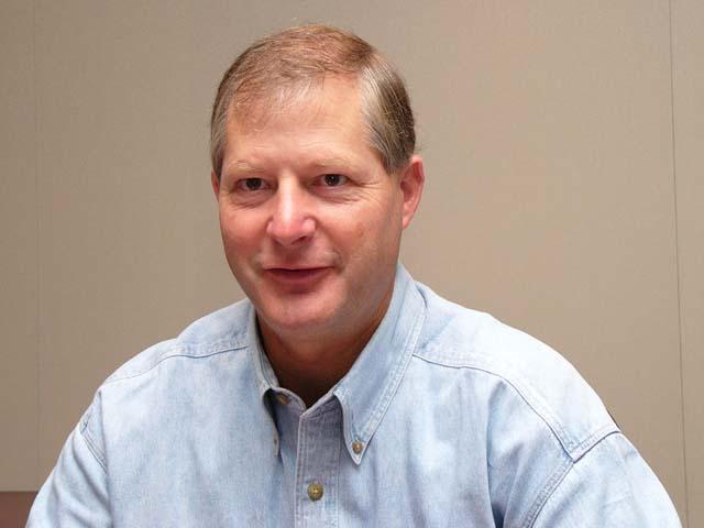 Dave Orton, künftiger CEO von ATI