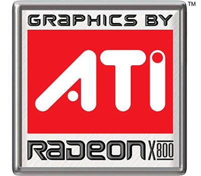 ATI Radeon X800 Logo