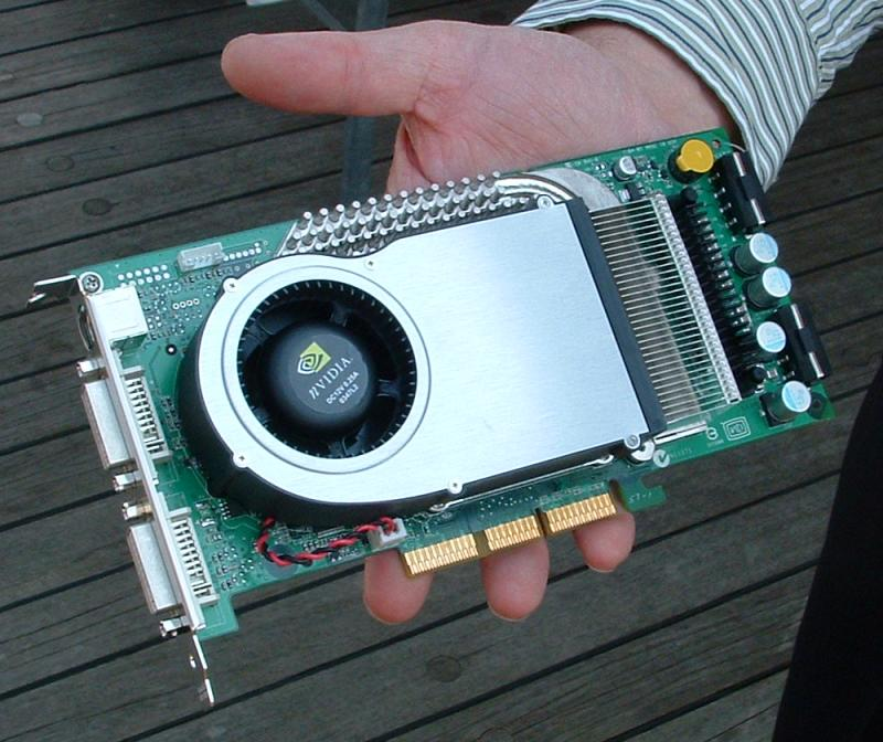 GeForce 6800 Ultra Referenzkarte
