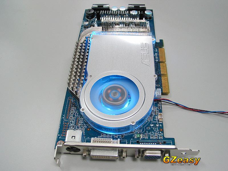 ASUS V9999 (GeForce 6800 Ultra)
