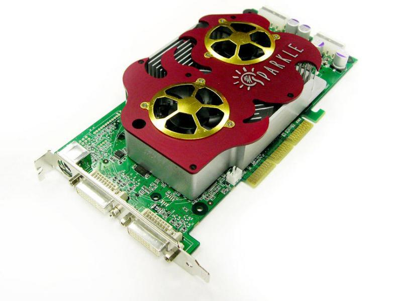 Sparkle GeForce 6800 Ultra