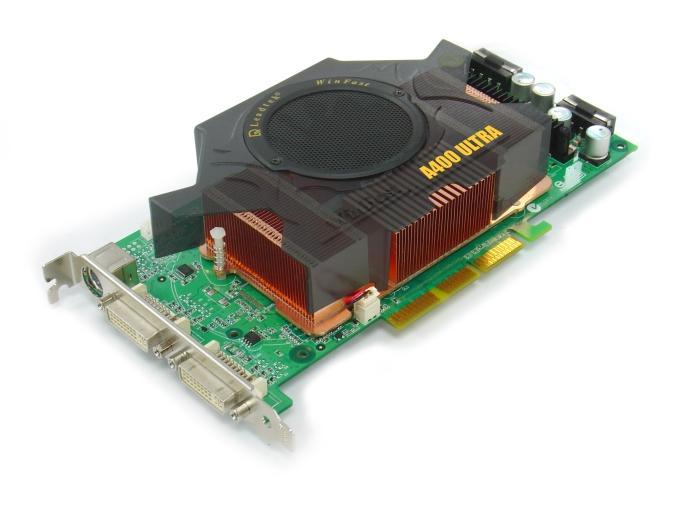 Leadtek A400 Ultra