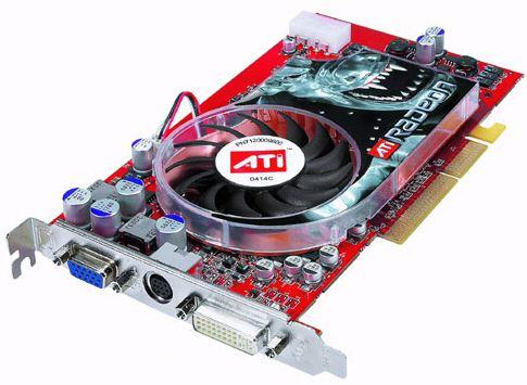 Abbildung der Radeon X800 Pro auf Allstarshop.com