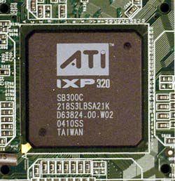 Neue ATI IXP 320 Southbridge