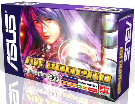 ASUS AX800 Pro Box (Radeon X800 Pro)