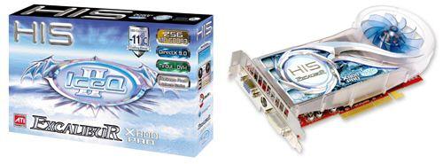 HIS Excalibur X800Pro 256MB IceQ Edition