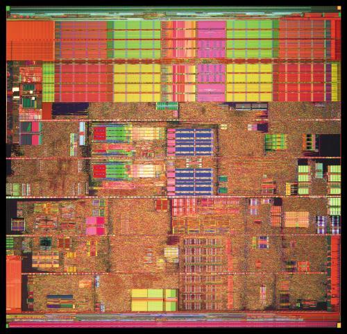 Prescott Prozessorkern