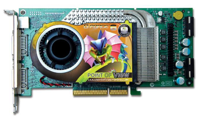 Point of View GeForce 6800 Ultra