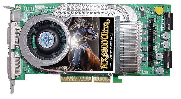 MSI NX6800U-T2D256
