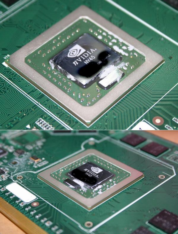 nVidia NV45 Grafikchip