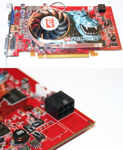 ATI Radeon X800 PCI Express