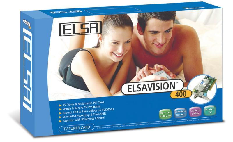 ELSAVISION 400