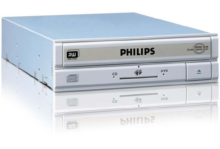 Philips DVDR1640