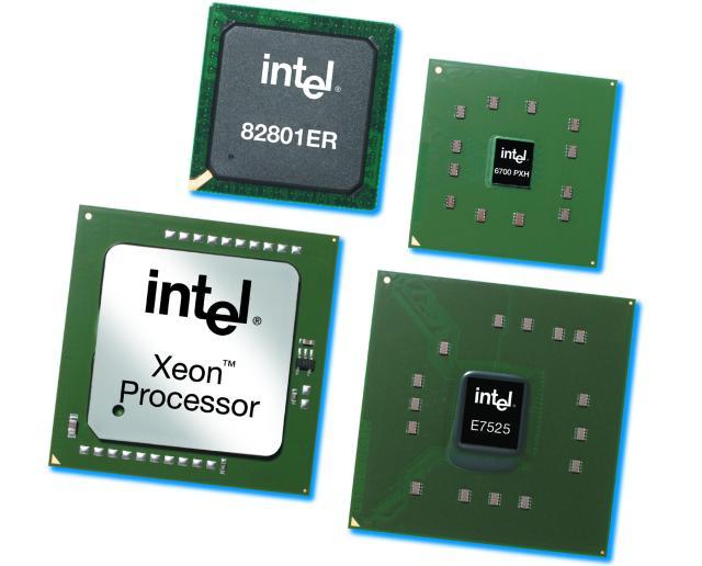 Intel Xeon und E7525 Chipsatz
